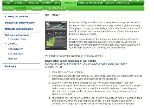 A greener Nokia