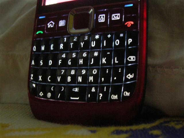 e63 keypad