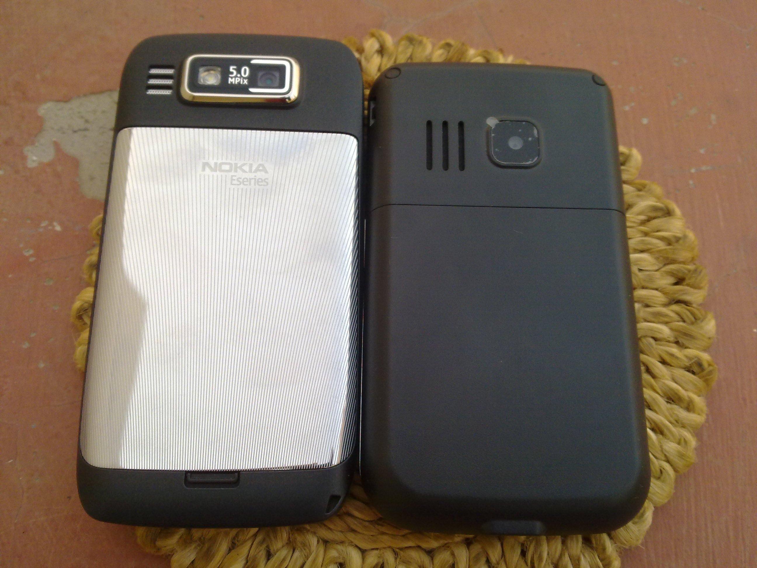 Nokia E72 Sim Card Size