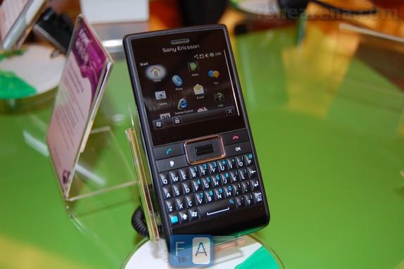 Aspen - Sony Ericsson