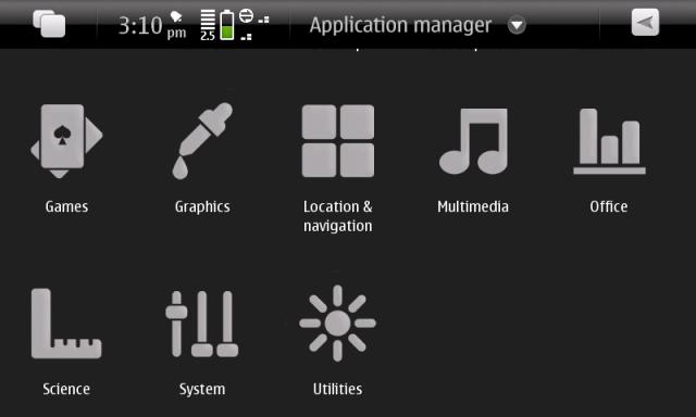 N900 App. Manager #2