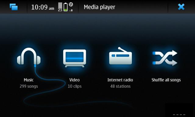 N900 Media Gallery